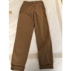 Pantalon carotte Caroll  pas cher