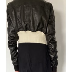 Zipped Jacket Rick Owens