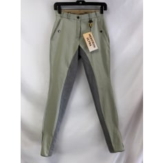 Pantalon droit HKM  pas cher