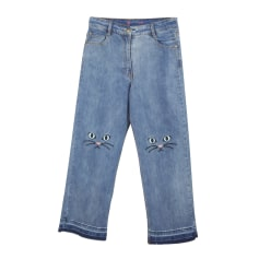 Jeans large, boyfriend Paul & Joe Sister  pas cher
