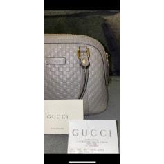 Sac à main en cuir Gucci  pas cher