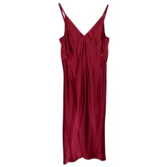Robe longue Helmut Lang  pas cher