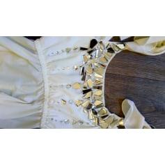 Robe mi-longue Halston Heritage  pas cher