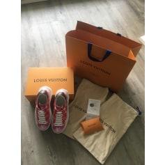 Baskets Louis Vuitton  pas cher