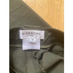 Pantalon slim, cigarette Givenchy  pas cher