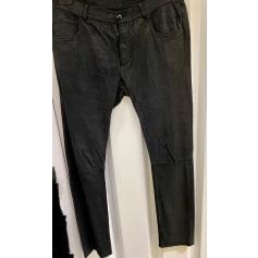 Pantalon droit Rick Owens  pas cher