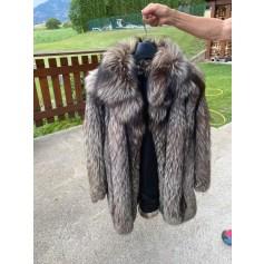 Manteau en fourrure Konrad  pas cher