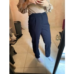 Pantalon slim, cigarette Kiabi  pas cher