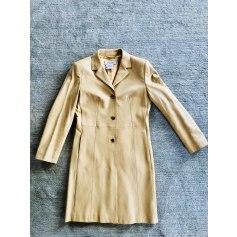 Manteau en cuir Laurèl  pas cher