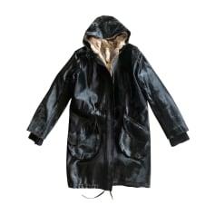 Manteau en fourrure Trussardi  pas cher