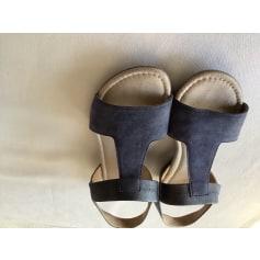 Sandales compensées Gabor  pas cher