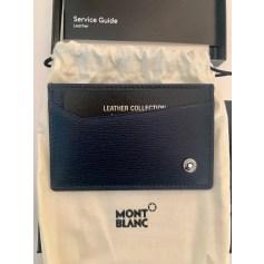 Porte-cartes Montblanc  pas cher