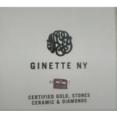 Ciondolo, collana con ciondoli Ginette NY