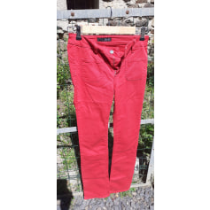 Pantalon slim, cigarette Liu Jeans By Liu Jo  pas cher