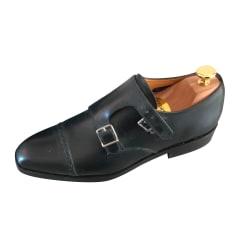 Chaussures à boucles Heschung  pas cher