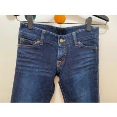 Jeans évasé, boot-cut Michel Klein  pas cher