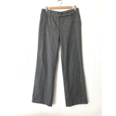 Pantalon large Massimo Dutti  pas cher