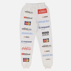 Pantalon de survêtement VETEMENTS  pas cher