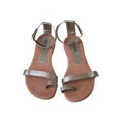 Sandali piatti Chacok