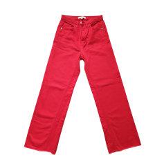 Wide Leg Jeans, Boyfriend Jeans Maje