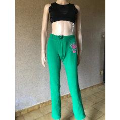 Pantalon large Abercrombie & Fitch  pas cher