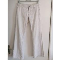 Pantalon large Freeman T Porter  pas cher
