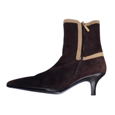 High Heel Ankle Boots Bally