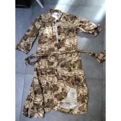 Robe mi-longue Pangaia  pas cher