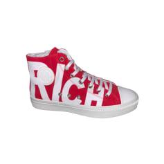 Chaussures à lacets John Richmond  pas cher