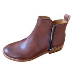 Stiefeletten, Ankle Boots Bonpoint