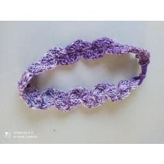 Headband Le Crochet de la Marmotte Coquette