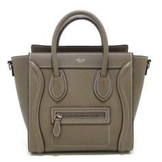 Stoffhandtasche Céline Luggage