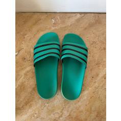 Chaussons & pantoufles Adidas  pas cher