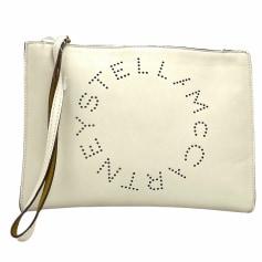 Sac pochette en cuir Stella Mccartney  pas cher