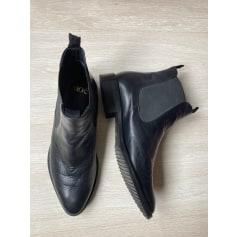 Bottines & low boots plates Noë  pas cher