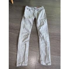Jeans droit Redskins  pas cher