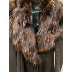 Manteau en fourrure Zapa  pas cher