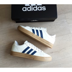 Lace Up Shoes Adidas