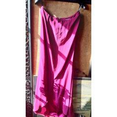 Robe longue Inès de la Fressange  pas cher