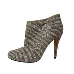 High Heel Ankle Boots Cosmoparis