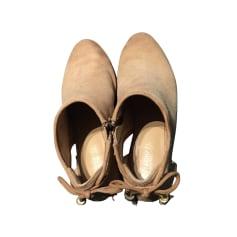 Santiags, bottines, low boots cowboy Michael Kors  pas cher