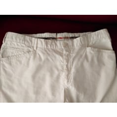 Slim Fit Pants Burberry
