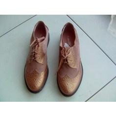 Chaussures à lacets  queen tina  pas cher