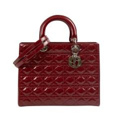 Schultertasche Leder Dior LADY DIOR