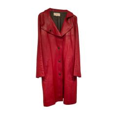 Manteau en cuir Vanessa Bruno  pas cher