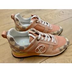 Baskets Louis Vuitton Run Away pas cher