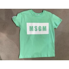 Tee-shirt Msgm  pas cher