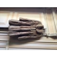 Manteau en fourrure Slupinsky  pas cher