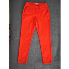 Pantalon droit Vera Moda  pas cher