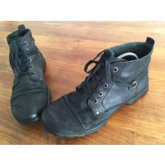 Lace Up Shoes Kickers
